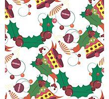 Christmas pattern Photographic Print