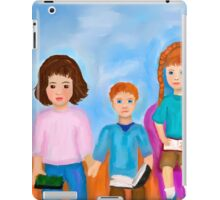 Let's Read! iPad Case/Skin