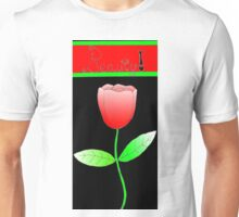 Ros-lip Beauty Unisex T-Shirt