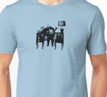 Dial S For Scissors Unisex T-Shirt