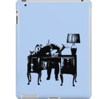 Dial S For Scissors iPad Case/Skin