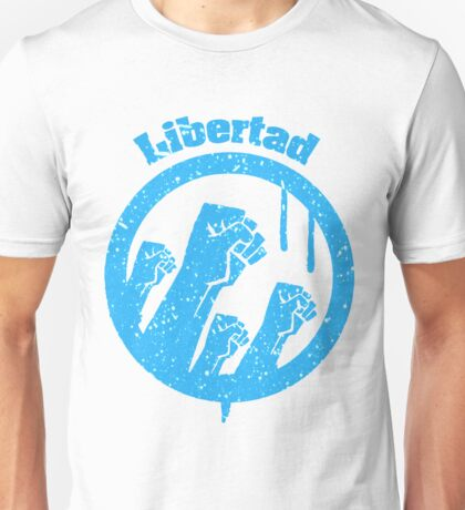 Libertad Unisex T-Shirt