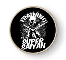 Training To GO Super Saiyan (Only Last 12 Hours Left) Clock