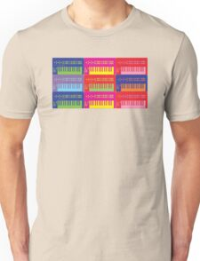 Pop Art Synthesizers Unisex T-Shirt