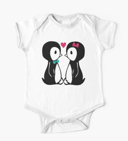 Penguin Love One Piece - Short Sleeve