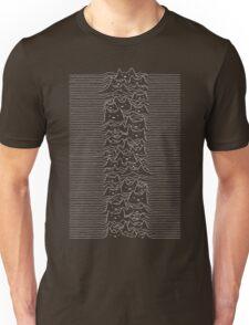Joy Division Unknown Pleasures Unisex T-Shirt