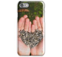 Love Seeds iPhone Case/Skin