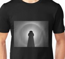 Lighthouse Effect - BW Unisex T-Shirt
