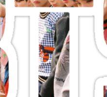 BTS 002 Sticker