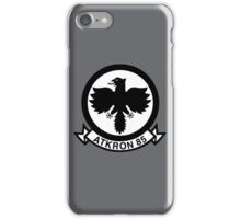VA-85 BLACK FALCONS iPhone Case/Skin