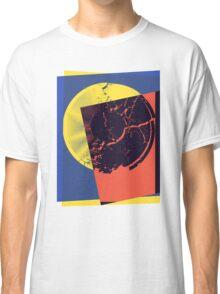 Pop Art Record Shattered Classic T-Shirt