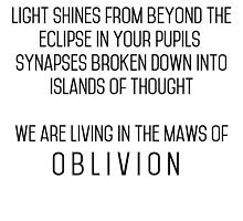 maws of oblivion by deathlys