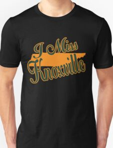 funny cool i miss knoxville T-Shirt