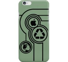 enviro apple iPhone Case/Skin