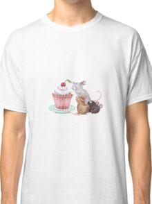Mäusepyramide Classic T-Shirt