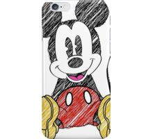mickey mouse iPhone Case/Skin