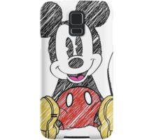 mickey mouse Samsung Galaxy Case/Skin