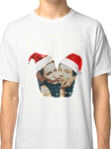 Gillian and David Christmas Classic T-Shirt
