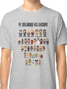 My childhood was awesome Classic T-Shirt