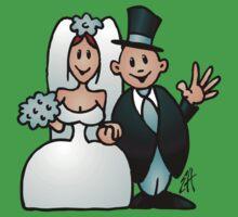 Wonderfull wedding One Piece - Short Sleeve
