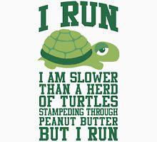 I Run Unisex T-Shirt