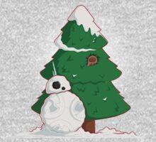 Snowdroid Kids Tee