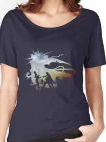 Final Fantasy XV - The Squad Women's Relaxed Fit T-Shirt