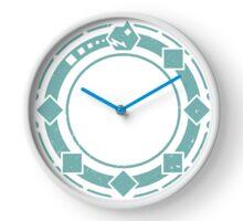 Ouroboros - Aztec Style Clock