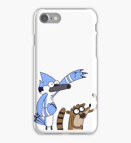 Mordecai & Rigby - Regular Show iPhone Case/Skin