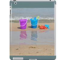 Beach Toys iPad Case/Skin