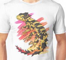 Smaug giganteus- red N yellow Unisex T-Shirt