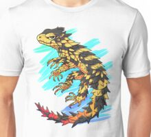 Smaug giganteus- Blue N green Unisex T-Shirt