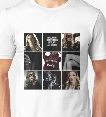Laurel Lance/Black Canary aesthetic Unisex T-Shirt