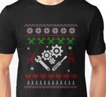 Christmas Mechanic Unisex T-Shirt