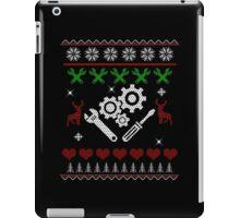 Christmas Mechanic iPad Case/Skin