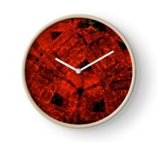 March Of The Red Demigods Clock