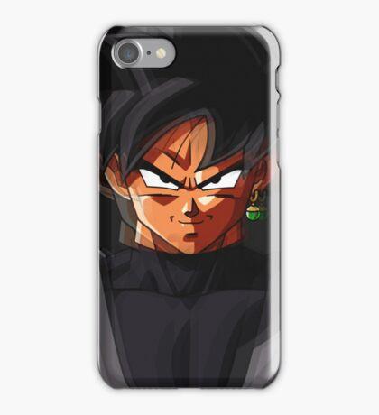 // BLACK //  iPhone Case/Skin