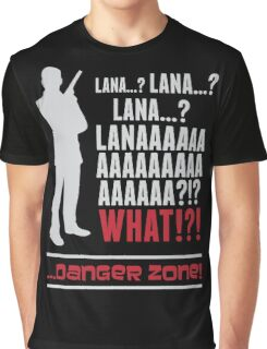 LANAAAA! Graphic T-Shirt