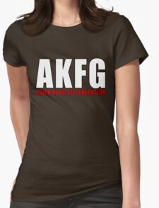 AKFG Asian Kung-Fu Generation Womens Fitted T-Shirt