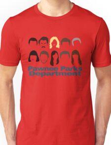 Parks Crew Unisex T-Shirt