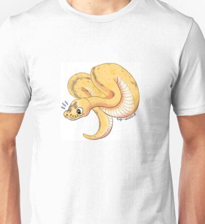 Pastel champagne ball python Unisex T-Shirt