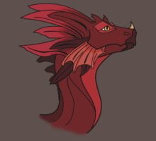 Red Dragon by AquaMarine21