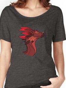 Red Dragon Women's Relaxed Fit T-Shirt