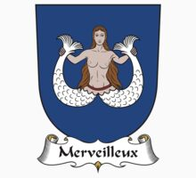 Merveilleux Coat of Arms (Swiss) by coatsofarms
