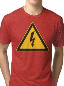 Shocked Tri-blend T-Shirt