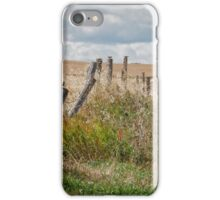 Prairie Landscape iPhone Case/Skin