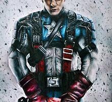 Captain America by weronikart