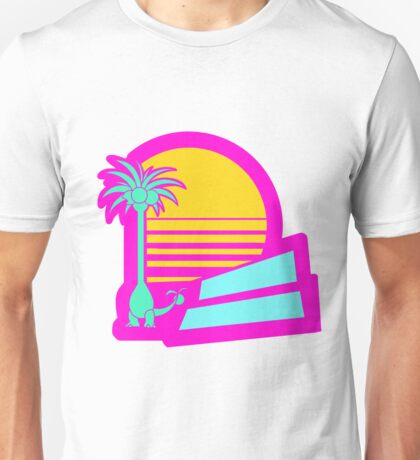 Exeggutor Aesthetic Unisex T-Shirt