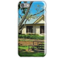 Hambeldon Cottage iPhone Case/Skin
