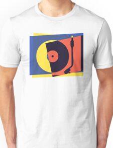 Pop Art Turntable 2 Unisex T-Shirt